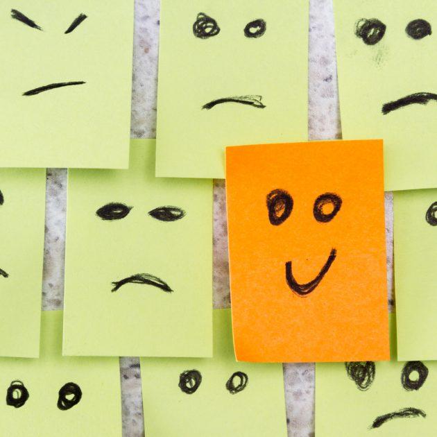 Spolehlivý lék při lupénce: Optimismus